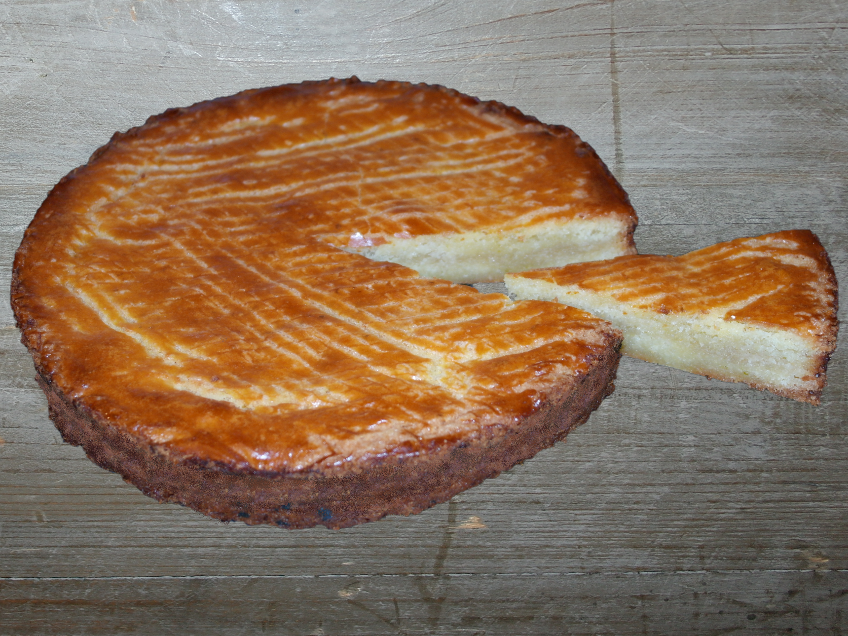 boterkoek cut